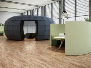 Acoustic Breakout Room