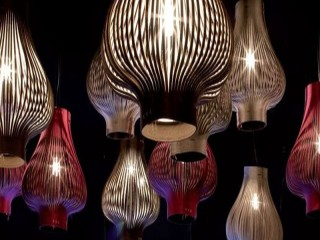 Acoustic Lampshade