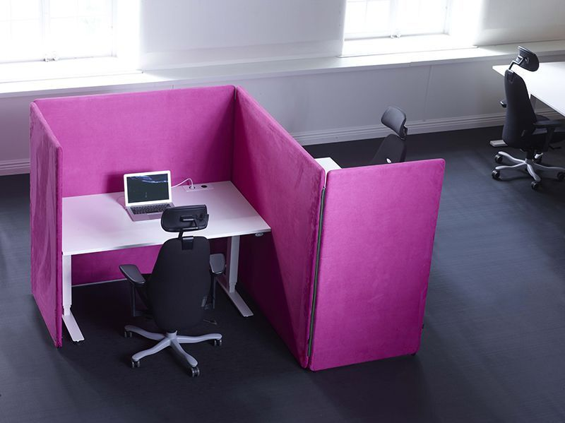 J 252 Rgensens Desk Privacy Screen Ergonomic Office Interiors
