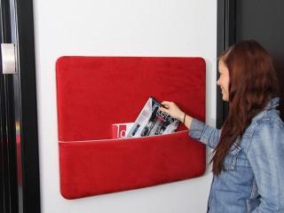 Acoustic Wall Pocket