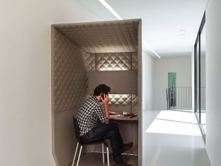 Acoustic booths
