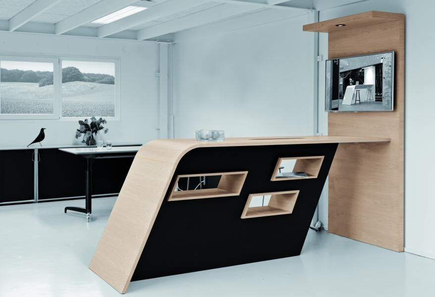Hs Wall Wing Breakout Furniture Ergonomic Office Interiors