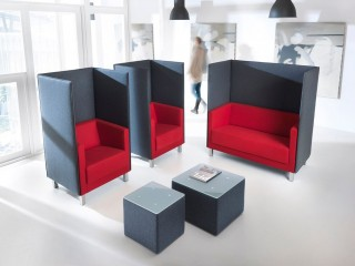 Breakout acoustic chairs