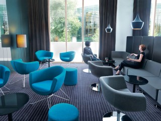 Breakout areas chairs