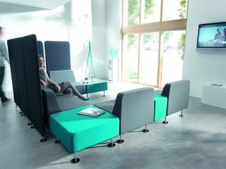 Breakout modular Chair