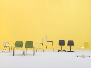 Canteen Chairs Pedrali Tweet
