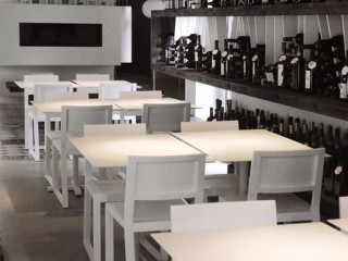 Canteen and restaurant chairs