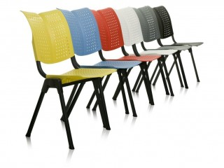 Colourful Conference Chairs