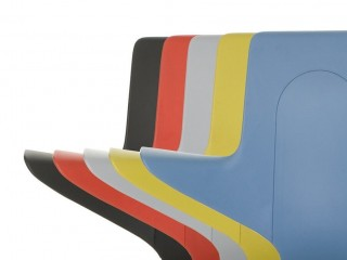 Colourful Meeting Chairs