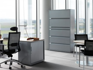 Combination Storage Lateral Filing Storage