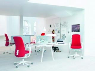 Designer office chair - HAG Sofi