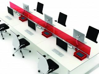 Desk Divider Podium