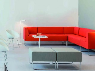 Modular Breakout Couch Ped