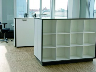 Open Storage Book Case and Shelving