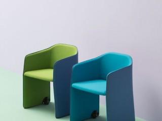 Pedrali Jaja Reception Chairs
