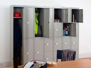Storage Lockers from Bisley