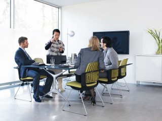 Stylish Chairs for Meetings