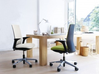 Task Chair with Armrests