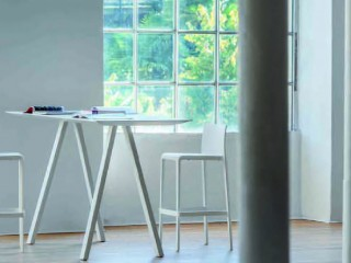 Volt High Stool Chairs Ark Table