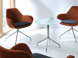 contemporary boardroom chairs